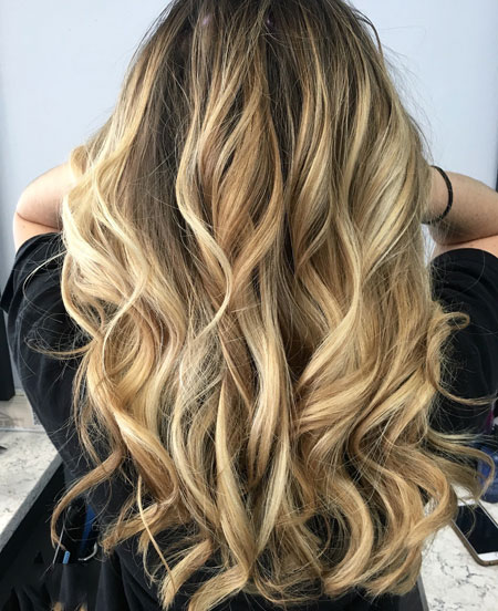 Balayage at West Coast Hair Design