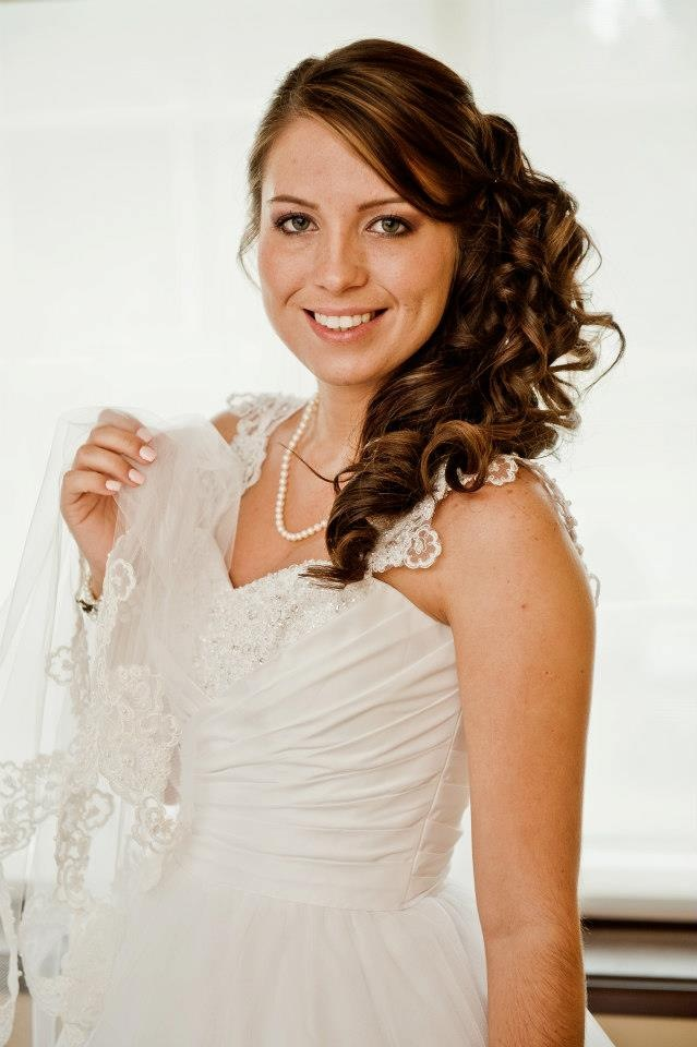 Bridal Coiffures in Jacksonville
