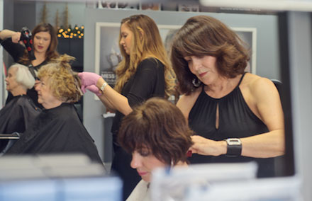 Master Hair Colorist Linda Deason Invites You to Experience West Coast Hair Design Today!