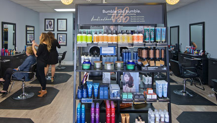 Bumble & Bumble High Fashion Hair Products