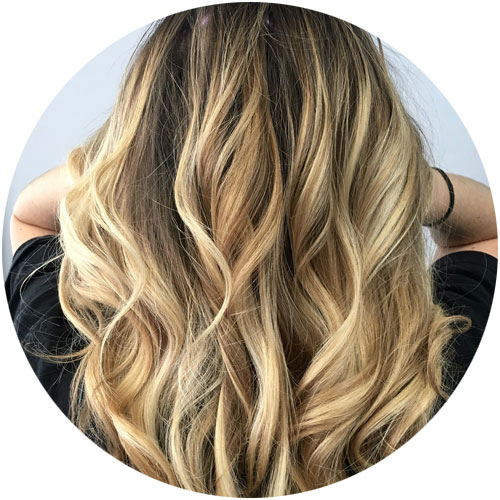 Best balayage technique